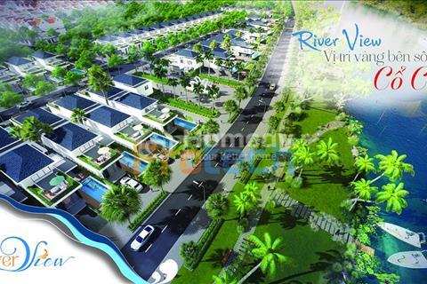 Mở bán đất nền Biệt Thự River View ven sông Cổ Cò - Siêu dự án Nam Đà Nẵng - Đẳng cấp Thượng lưu