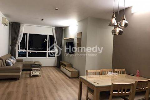 Cần cho thuê căn hộ cao cấp Đất Phương Nam, Bình Thạnh, 141m2, 3 phòng ngủ, full nội thất