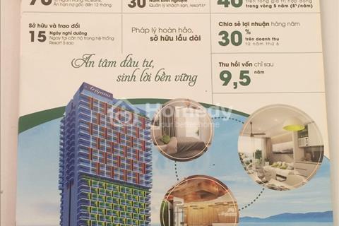 Mở bán căn hộ Ariyana Condotel Nha Trang, dự án đầu tiên tại Việt Nam cam kết chia sẻ 30% doanh thu