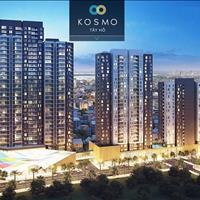 Chung cư cao cấp Kosmo Tây Hồ - 101 Xuân La, mua sành sống sang giá chỉ 2,3 tỷ/ căn 2 phòng ngủ