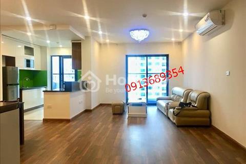 Cho thuê chung cư Goldmark City - 136 Hồ Tùng Mậu, 123m2, 3 phòng ngủ, thiết kế thoáng, sáng