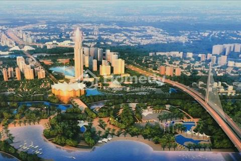 Chung cư tốt cho vợ chồng trẻ, giá rẻ cho mọi người cùng mua, Intracom Riverside giá 1 tỷ/căn