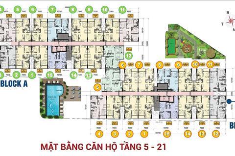 Chung cư High Intela Võ Văn Kiệt quận 8, tặng gói nội thất trị giá 100 triệu cho khách mua đầu tiên