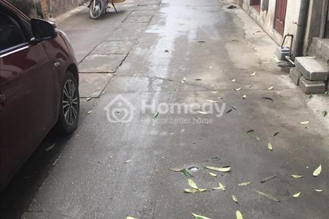 Bán đất Vũ Xuân Thiều, Sài Đồng, 65m2, 5m, ngõ 6m 2 ô tô tránh nhau (cách mặt phố chính, chợ 30m)