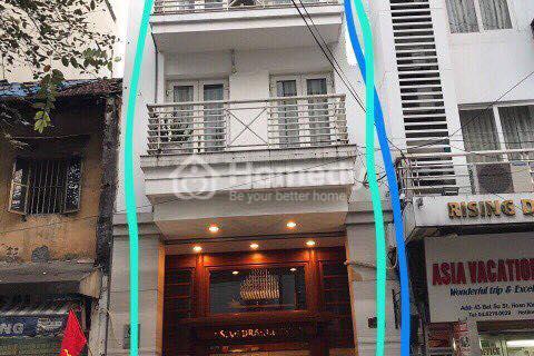 Khách sạn mặt phố Bát Sứ, Hoàn Kiếm, Hà Nội 71m2 giá 52,5 tỷ
