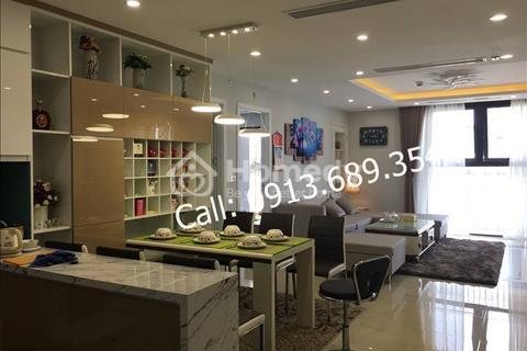 Cho thuê căn hộ chung cư cao cấp 36 Hoàng Cầu, phong cách trẻ trung 113m2, 2 phòng ngủ, full đồ