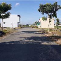 Nền đường số 5 khu dân cư Cửu Long gần khu vực chợ