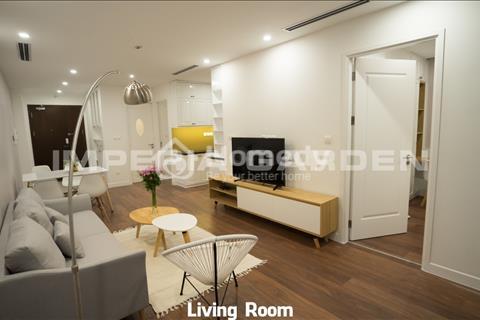 Cắt lỗ 300 triệu căn hộ 3 phòng ngủ, nhà đủ nội thất đẹp, chung cư Imperia Garden