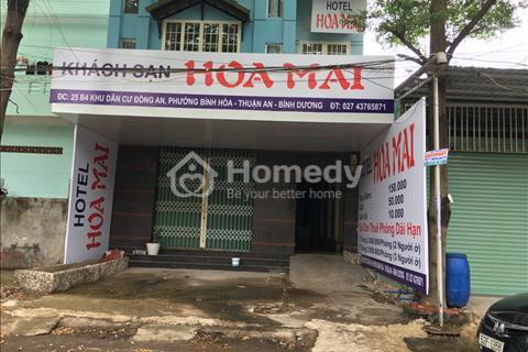 Cho thuê phòng khách sạn giá rẻ tại thị xã Thuận An Bình Dương