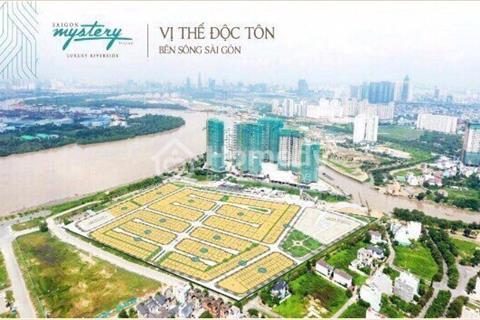 Cơ hội đầu tư 20 nền biệt thự cuối cùng ven sông Sài Gòn, Liền kề đảo Kim Cương,Trung tâm Quận 2