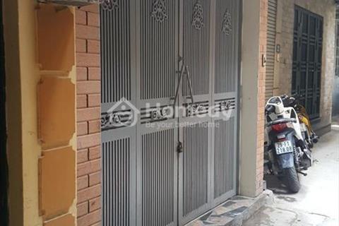 Cho thuê nhà riêng tại ngõ Tôn Đức Thắng, quận Đống Đa, 16m2, 3 tầng, giá 6 triệu/tháng