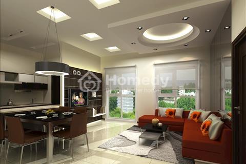 Chỉ 1,8 tỷ sở hữu căn hộ trung tâm quận 7, 95m2 Saigon Plaza, view sông Sài Gòn, full nội thất