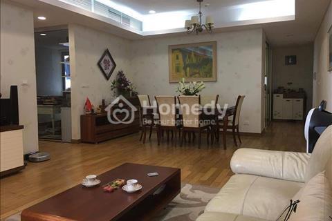 Cho thuê chung cư 170 Đê La Thành 142m2, 3 phòng ngủ, full nội thất