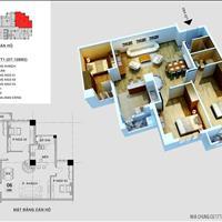 Chính chủ cần bán gấp căn góc 3 phòng ngủ tại Hapulico