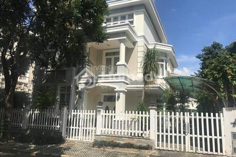 Bán biệt thự đơn lập Mỹ Văn - Phú Mỹ Hưng, quận 7, giá 23 tỷ