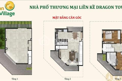 Mở bán nhà phố Dragon Village đẹp nhất Phú Hữu