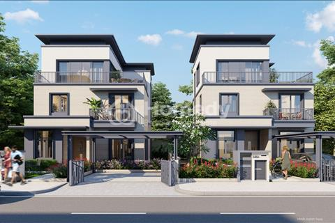 Swan bay - Dự án trên đảo lớn nhất cách q1 30p,chỉ 2.5 tỷ /căn nhà phố biệt thự cao cấp