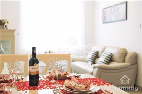 Cho thuê phòng trong căn hộ chung cư CBD Premium Home, nội thất đầy đủ, giá chỉ 4,4 triệu/tháng