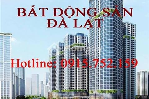 Bán 974m2 đất hẻm đường Lê Văn Tám, Đà Lạt giá 3,9 tỷ