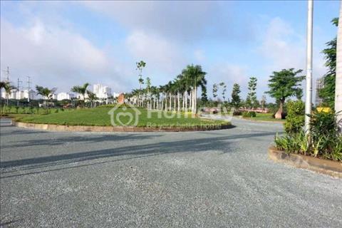 Đất nền mặt tiền đường Nguyễn Duy Trinh Quận 9 đã có sổ hồng