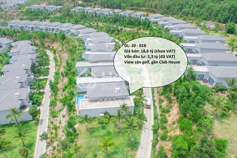 Bán gấp biệt thự view sân golf giá vốn 5,3 tỷ lợi nhuận 150 triệu/tháng