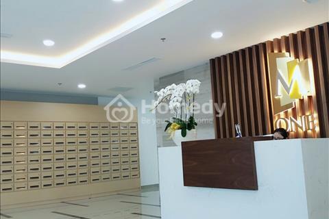 Căn hộ tại Masteri M-One Nam Sài Gòn quận 7, cho thuê Officetel nội thất dính tường 9 triệu/tháng