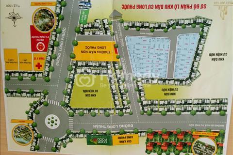Cần bán gấp đất nền thổ cư mặt tiền phường Long Phước