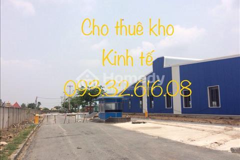 Cho thuê kho xưởng đường Trần Đại Nghĩa, Bình Chánh, diện tích 1000m2, giá 50 triệu/tháng