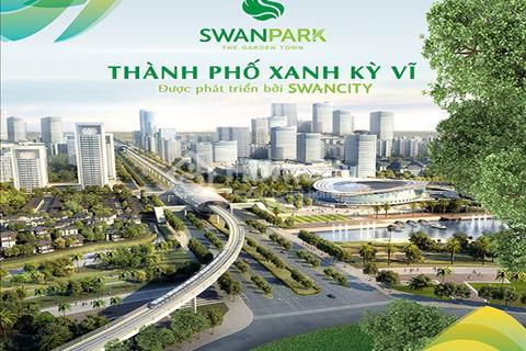 Swan City - Dự án trên đảo lớn nhất cách q1 30p,chỉ 2.5 tỷ /căn nhà phố biệt thự cao cấp