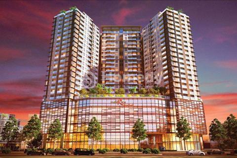 Chuyển nhượng và cho thuê  căn hộ sân vườn cao cấp, 100m2 - 2 phòng ngủ, nội thất cao cấp