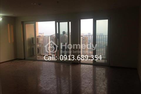 Cho thuê chung cư N04 Trần Duy Hưng (tòa UDIC) căn 128m2, đông nam (ban công 8m sáng)
