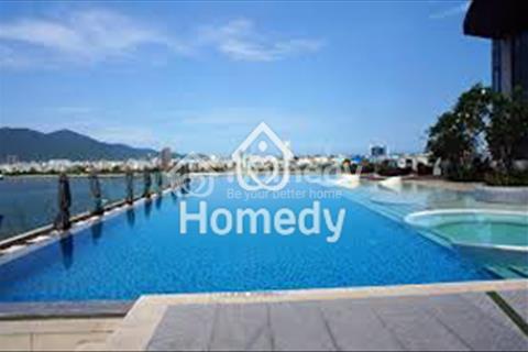 Cho thuê căn hộ Plaza Hùng Vương, 130m2, giá 18,5 triệu/tháng