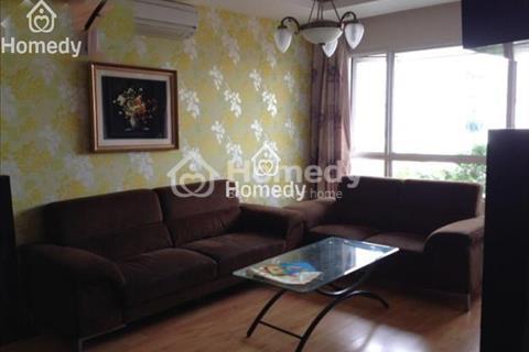 Cho thuê căn hộ Hùng Vương Plaza, 125m2, thoáng mát và đẹp của tòa nhà