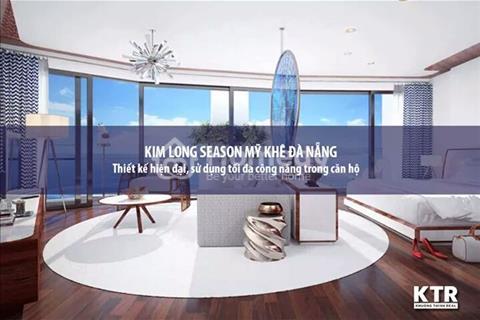 Condotel cơn hot hiện nay của giới đầu tư, Kim Long Season Mỹ Khê vị trí độc tôn, giá trị vàng