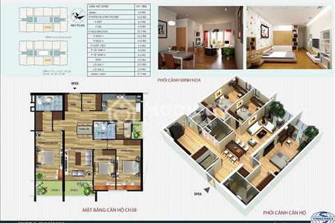 Chính chủ bán cắt lỗ căn 141m2 giá 30 triệu/m2 chung cư CT4 Vimeco Nguyễn Chánh