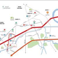 Sở hữu ngay căn hộ thông minh mặt tiền Võ Văn Kiệt quận 8 chỉ với 300 triệu (30%)