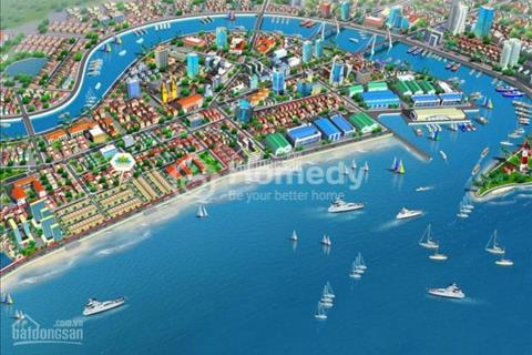 Đất nền mặt tiền biển nằm ngay trung tâm thành phố phan thiết , cơ sở hạ tầng hoàn thiện