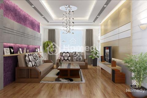 Cho thuê căn hộ Summer Square Quận 6, 2 phòng ngủ, view hồ bơi, full nội thất, giá 8 triệu/tháng