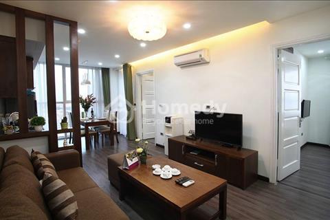 Căn hộ dịch vụ full đồ cho người nước ngoài thuê ngõ 53 phố Yên Lãng, Đống Đa