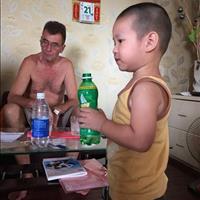 Cho thuê chung cư, ngay chợ Việt Lập, gần ủy ban, trường học, bệnh viện