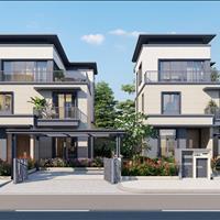 Nhà phố, biệt thự trên đảo Swan Bay bao quanh sông Sài Gòn thanh toán 50% nhận nhà