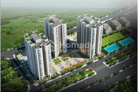Bán căn hộ chung cư khu đô thị Việt Hưng, Long Biên 66m2, 1.55 tỷ, 2 phòng ngủ, 2 vệ sinh