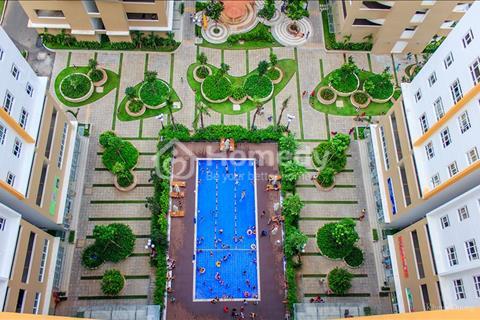 Cho thuê căn hộ Sunview Town 59m2, view đông nam, 2 phòng ngủ, 2 wc, an ninh