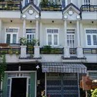Nhà phố liền kề đường Xuân Thới Sơn, sổ riêng
