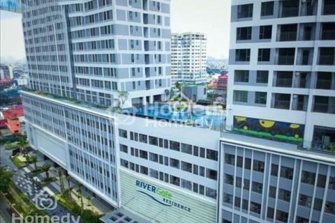 Cho thuê căn Officetel River Gate 38m2, đầy đủ nội thất, giá 13 triệu/tháng