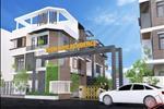 Phối cảnh khu dân cư Thiên Nam Residence