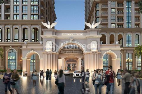 Căn góc 2 mặt thoáng, diện tích căn 3 phòng ngủ 100 m2 chỉ từ 32 triệu/m2