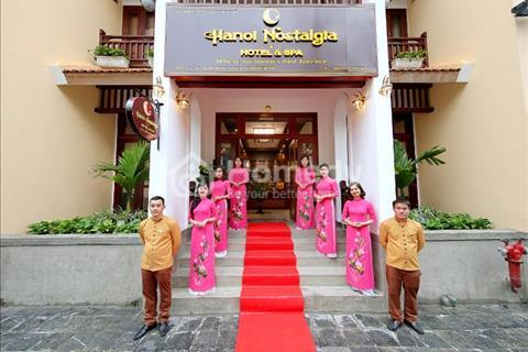 Bán khách sạn 4 sao trung tâm Phố cổ Hà Nội, đẳng cấp hiện đại 16 tầng, giá 490 tỷ