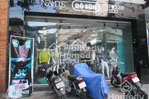 Cho thuê nhà 222H Trần Quang Khải gần Hai Bà Trưng quận 1, diện tích 6x25m, 3 lầu