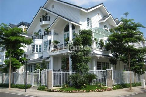 Bán nhanh biệt thự đơn lập Nam Quang II, khu đô thị Phú Mỹ Hưng, quận 7, giá bán 21 tỷ